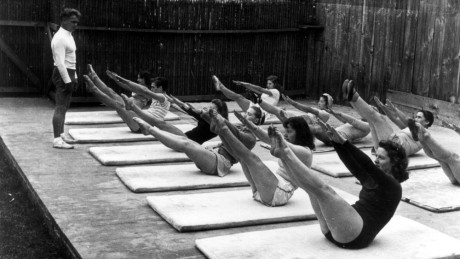 QUANTUM PILATES-MAT WORKSHOP